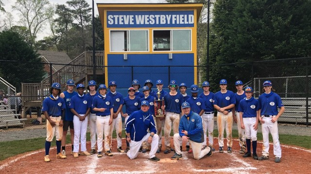 2021 Chamblee JV - Tournament